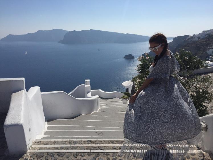 Oai, Santorini, Greece.